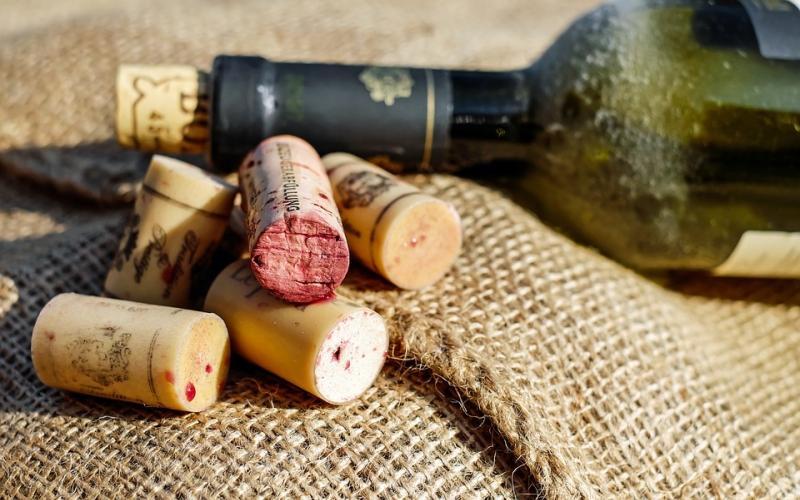 vin, vinopptrekker, sko, åpne vinflaske