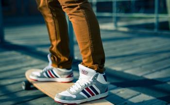 Knyt skoene dine slik